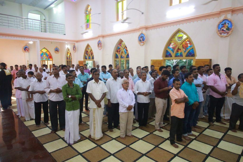 Praying community