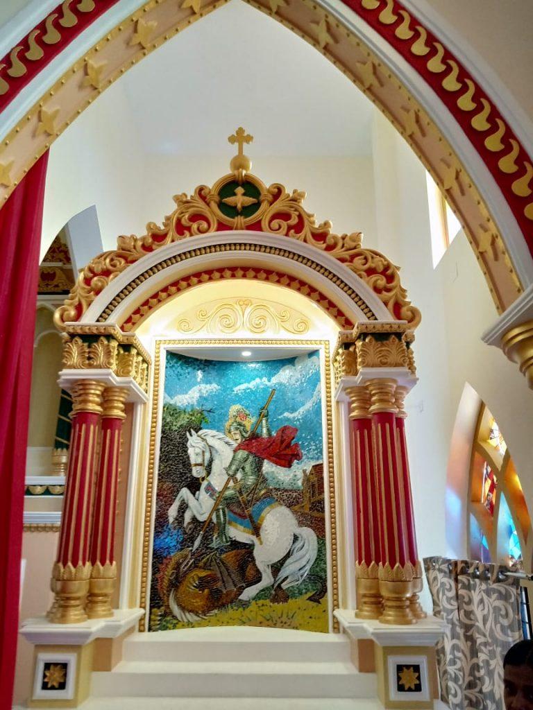 Side Altar St. George