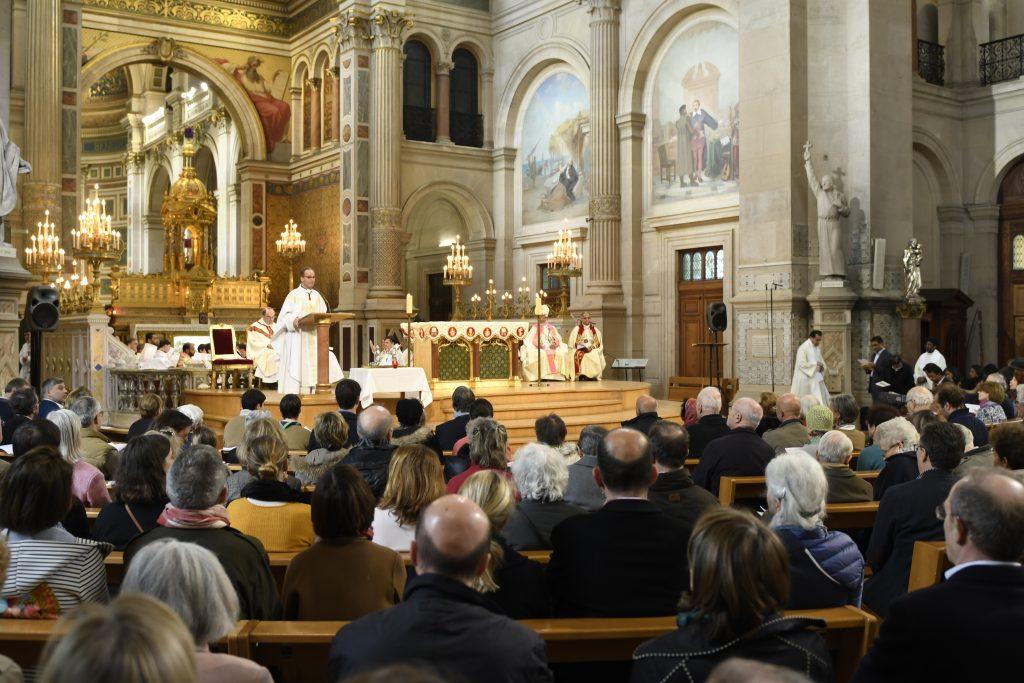 Saint François Xavier Inde Alencherry