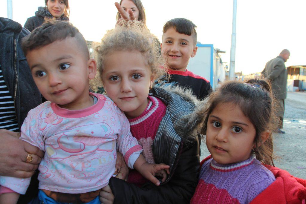 Enfants Irak