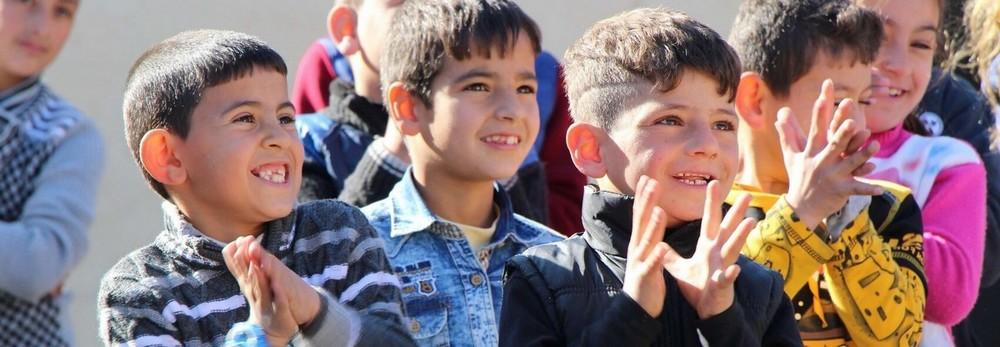Irak 2015 Ecole Menguiev