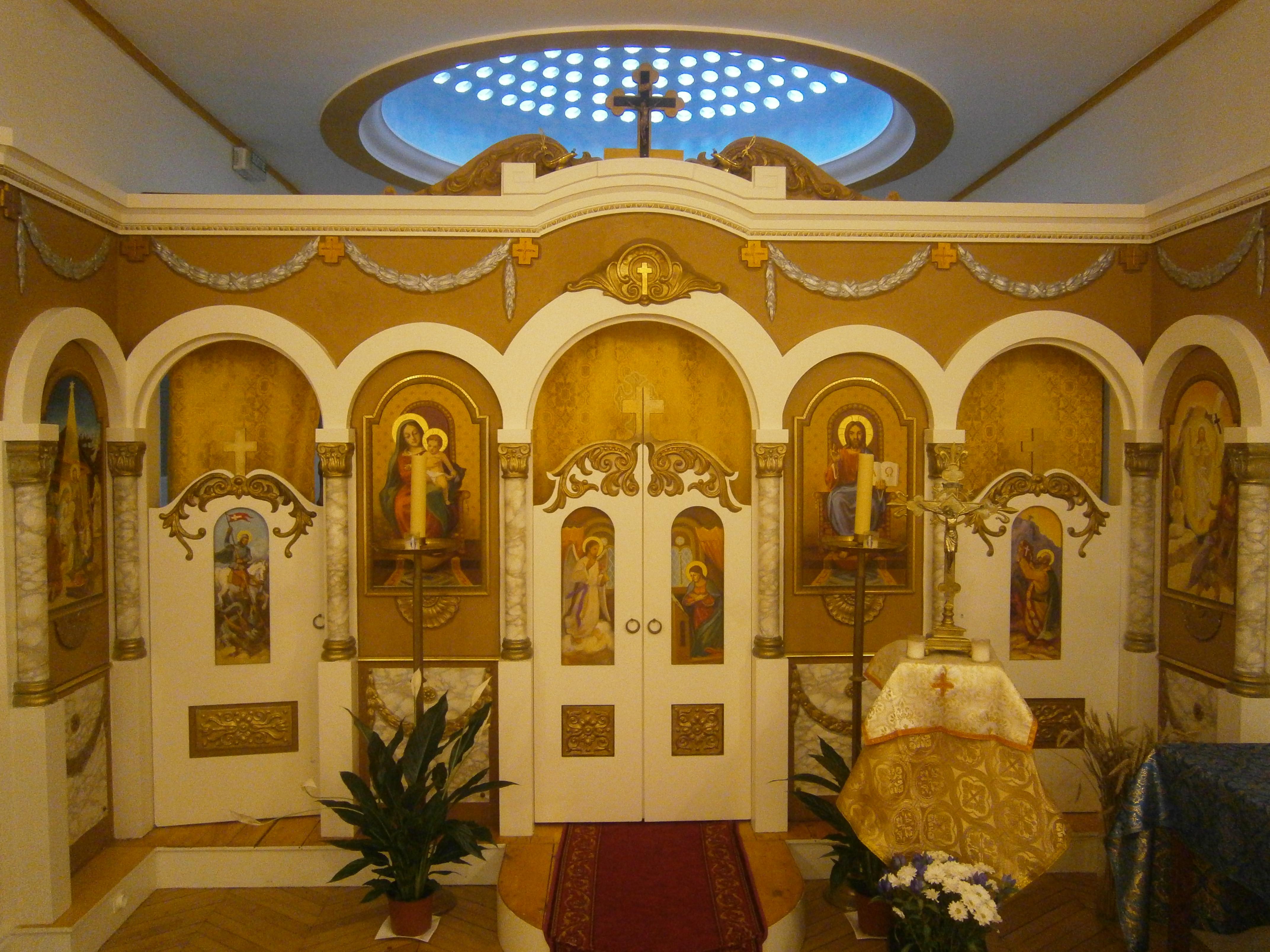 Vivre la messe de no l avec les chr tiens d 39 orient lieux - Les bains d orient 75010 ...