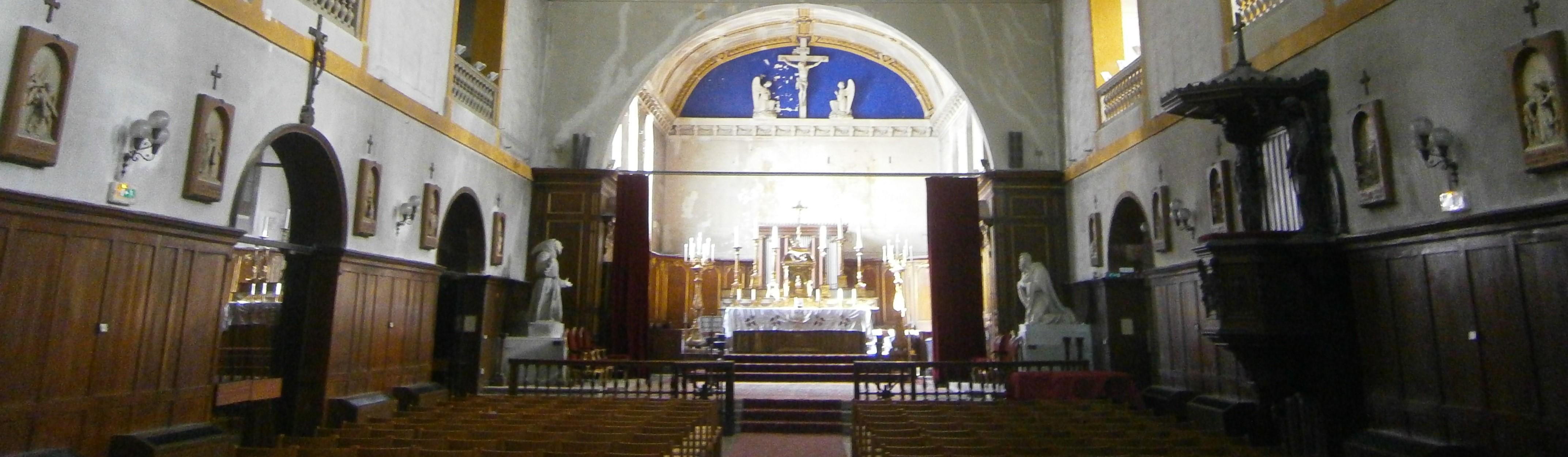 Ste Croix des Arméniens