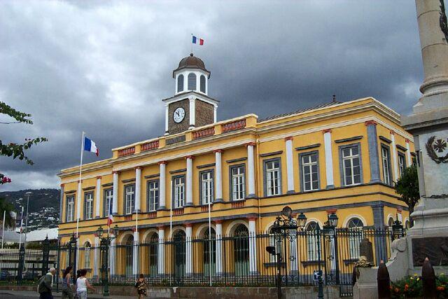 Hotel De Ville Paris Exposition